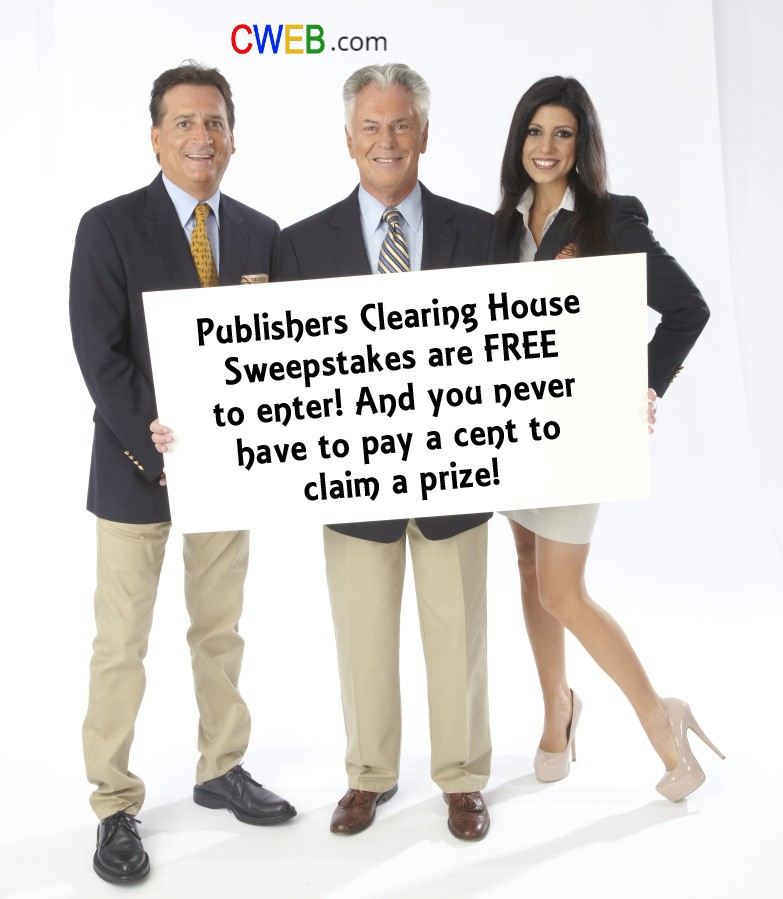 Publishers Clearing House imposters keep coming - CWEB - Trending